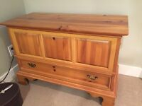 Hope Chest Lexington stamped