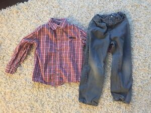 Size 5 boys brand name lot (6 items)