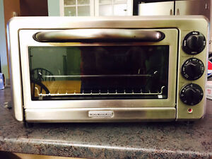 KitchenAid Toaster Oven in Excellent Condition