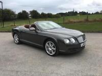 2010 10 Bentley Continental 6.0 auto GTC. Mulliner. Stunning car. 44000 miles