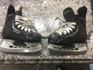 Like new Bauer Supreme Youth size 8