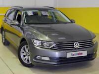 2015 Volkswagen Passat 1.6 TDI S 5dr Diesel grey Manual