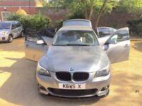 BMW 5 Series E60 525i £5500 Low milage!
