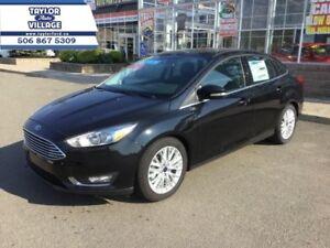2016 Ford Focus Titanium  - $156.47 B/W