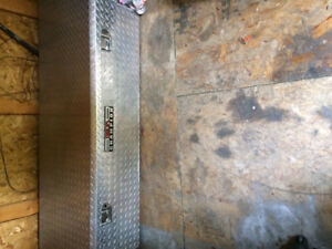 Delta champion truck tool box no use for it anymore good shape