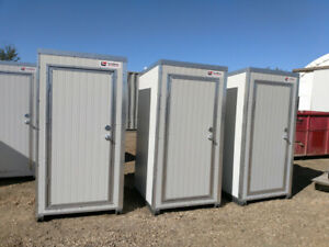 Heated Portable Toilet - All Season Solution - GoBox