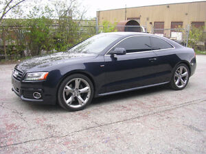 2012 Audi A5 s-line - PREMIUM PKG- S-LINE TRIM- REDUCED!