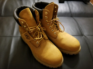 Mens Timberland Waterproof Boots