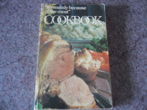 vintage Dominion Grocery cookbook