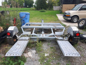 CUSTOM MADE CAR/RV DOLLY