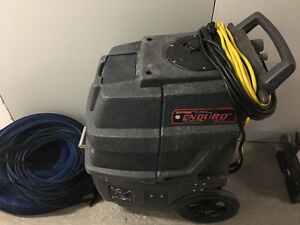 Carpet cleaning business / equipment