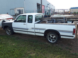 1988 Chevrolet s10 project