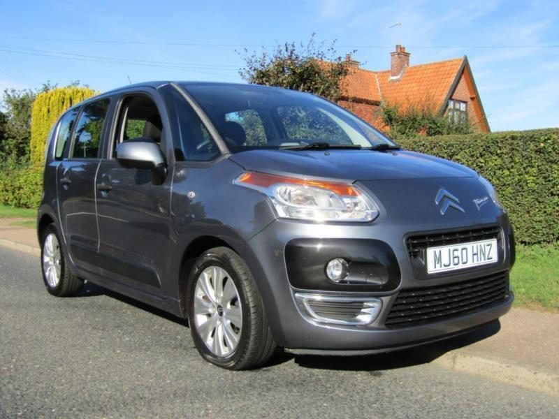 2010 Citroen C3 Picasso 1.6 HDi 8V AIRDREAM 5DR TURBO DIESEL ** AIR CON * £3...