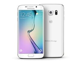 GALAXY S6 (32gb) WHITE UNLOCKED