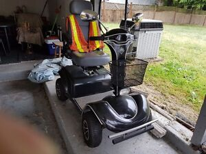 Cadi-100 4-wheel Electric Scooter