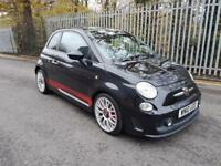 2010/10 Fiat 500 1.4 T-Jet 135 Abarth Full Service History P/X welcome