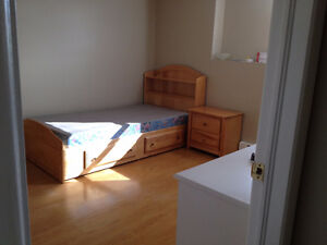 3 Rooms for rent Close to MUN Utilities Included