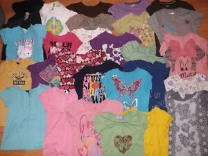 Lot of size 5/6 girls clothing - lots of brand names!