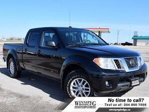 2016 Nissan Frontier SV Crew Cab 4x4 *LOCAL TRADE*  LOCAL TRADE