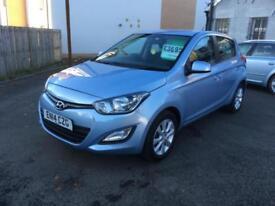 14-Hyundai i20 1.2 5-Door 2014MY Active £30 Road Tax Per Year