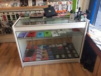 Shop counters