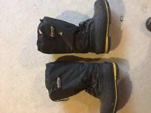 Steel toe boots St. John's Newfoundland image 2