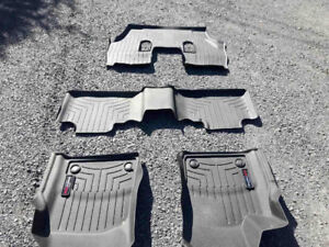 Weather Tech Dodge Durango Floor Mats