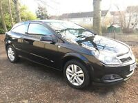 08 Reg Vauxhall Astra 1.4 SXI 3dr Coupe (NEW SHAPE) not focus mondeo vectra corsa 307 fiesta megane