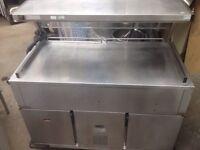 Hot cupboard/food warmer (used)