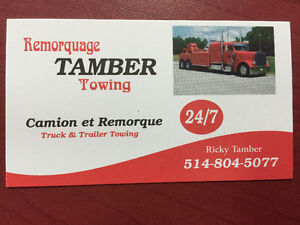 Truck Toying service local or long distance