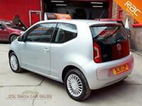 2015 Volkswagen UP 1.0 High Up 3dr HATCHBACK Petrol Manual