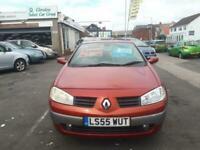 2005 Renault Megane CC 1.9 dCi Diesel Dynamique Hardtop Convertible From £2,695