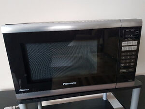Beautiful panasonic microwave brand new condition