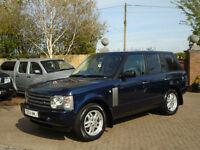 2004 Land Rover Range Rover 4.4 V8 Auto HSE (72000 MILES !!)