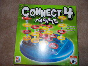 Connect Four Stackers - hard to find this board game London Ontario image 1