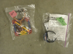 Small baggie of misc toys - Fundraiser- NEGC