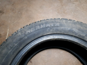 """Four 14"""" Winter Tires - 185/65/14"""
