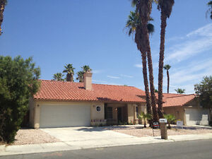 A deal 4 warm get away (House/pool/spa) Cathedral City(Palm Spr)