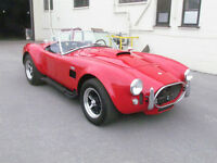 1988 Shelby Cobra Roadster