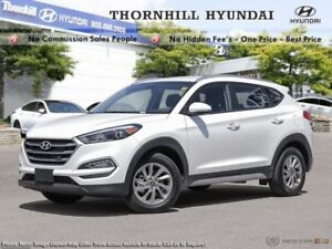 2018 Hyundai Tucson 2.0L AWD Premium  - Heated Seats
