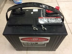 Batteryman DC24 deep cycle battery Windsor Region Ontario image 1