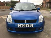 Suzuki Swift 1.5 GLX AUTO (blue) 2005