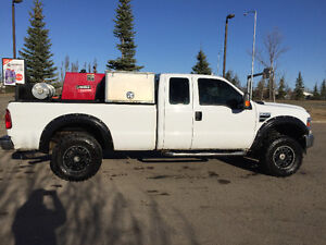 2008 Ford F-250 Supercab welding truck