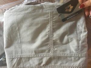 2 small New Khaki pants for sale !