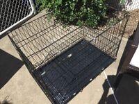 Cage pour chien et cage à lapin ou autres