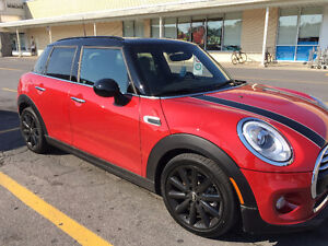 2015 MINI Mini Cooper 5 Door Hatchback - Lease Takeover