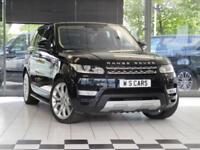 "2015 LAND ROVER RANGE ROVER SPORT SDV6 HSE 22"" ALLOYS, PANORAMIC ROOF, FREE 24 M"