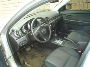 2007 MAZDA 3 GS.. SAFETIED & E-TESTED London Ontario image 3