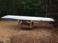 Custom Kayak/canoe carrier