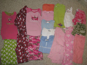 Girl's Size 5 - Summer lot
